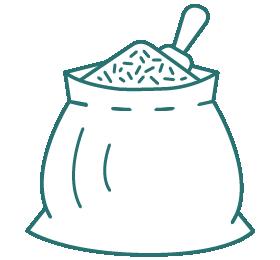 Dry Goods Icon