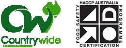Countrywide & HACCP Logos